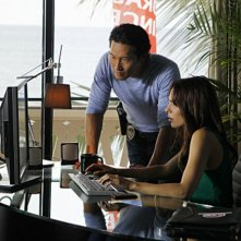 Daniel Dae Kim in Hawaii Five-0 nell'episodio Ko'Olauloa