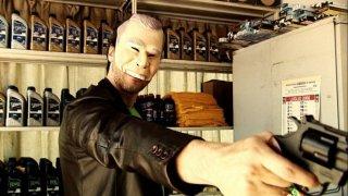 Massimiliano Vado è Bush nel film IN THE MARKET