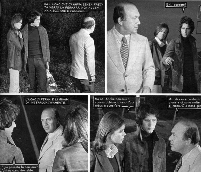 Nello Appodia Con Claudia Rivelli E Franco Dani Nei Fotoromanzi Lancio Idillio N 128 1973 179395