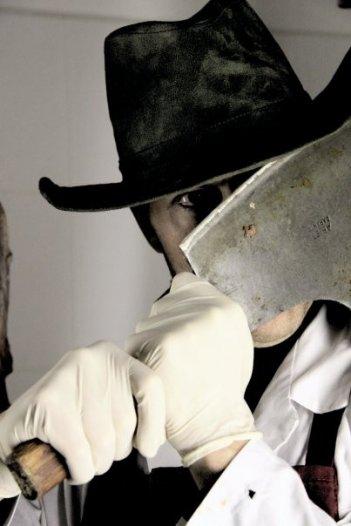 Ottaviano Blitch in un'immagine promozionale del film IN THE MARKET