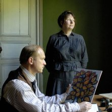 Yolande Moreau ed Ulrich Tukur in un'immagine di Séraphine