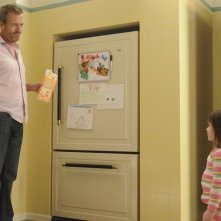 Hugh Laurie in Dr House: Medical Division nell'episodio Unplanned Parenthood