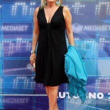 La conduttrice Rita Dalla Chiesa a Milano nell'estate 2010
