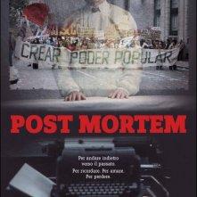 La locandina di Post Mortem