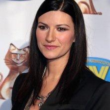 Una foto di Laura Pausini ai Telegatti 2008