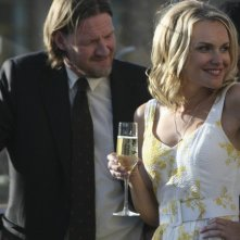 Donal Logue e Laura Allen in Terriers nell'episodio Ring-A-Ding-Ding