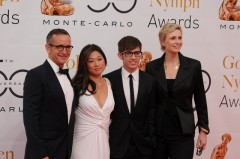 Il cast di Glee al Television Festival di Monte-Carlo