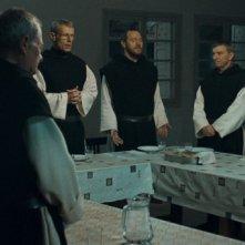 I monaci cistercensi, protagonisti del drammatico Des hommes et des dieux