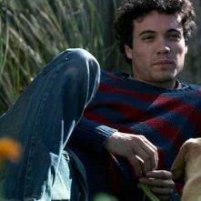 Martin Rodriguez in una scena del film El cuarto de Leo - La stanza di Leo (2009)