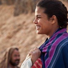 Nadia Khlifi è Maria nel film Io sono con te