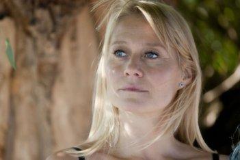 Trine Dyrholm in una scena del dramma In a Better World (Hævnen)