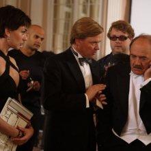 Bruno Ganz, protagonista del film Der grosse Kater