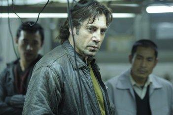 Javier Bardem, protagonista del dramma Biutiful