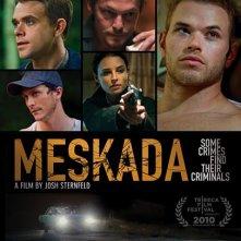 La locandina di Meskada