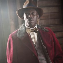 Michael K. Williams nell'episodio Anastasia di Boardwalk Empire