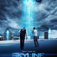 Nuova locandina di Skyline