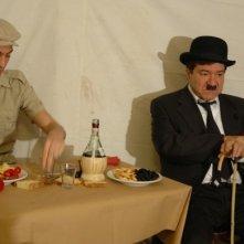 Piero Campanale e Nicola Pignataro nel film Piripicchio, l'ultima mossa