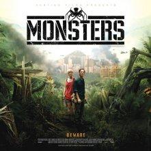 Poster del film Monsters