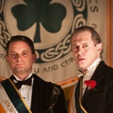 Steve Buscemi in un momento dell'episodio Nights in Ballygran di Boardwalk Empire