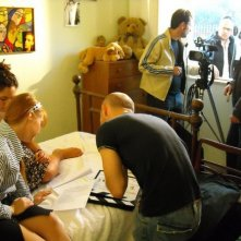 Sul set del biopic Piripicchio, l'ultima mossa (2010)