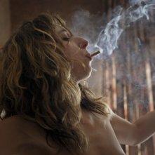 Un'immagine tratta dal film Biutiful