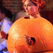 Brooke (Sophia Bush) con il costume di Halloween nell'episodio Not Afraid di One Tree Hill