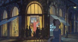 Alice, piccola protagonista del film The Illusionist
