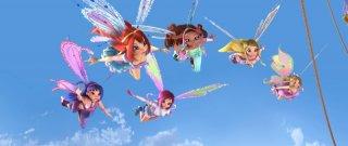 Le piccole protagoniste del film Winx Club 3D