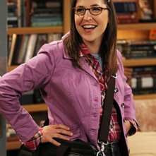 Mayim Bialik nell'episodio The Desperate Emanation di The Big Bang Theory