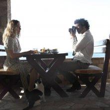 Branka Katic e Romain Duris in una scena del film L'Homme qui voulait vivre sa vie