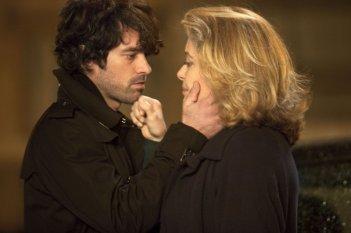 Catherine Deneuve con Romain Duris nel film L'Homme qui voulait vivre sa vie