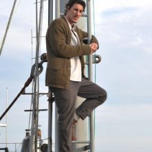 Eric Balfour in una scena dell'episodio Butterfly della serie Haven