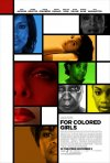 Final poster per il film For Colored Girls Who Have Considered Suicide When the Rainbow Is Enuf