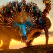 Il divertente oracolo Istrice del film Il regno di Ga'Hoole da Legend of the Guardians