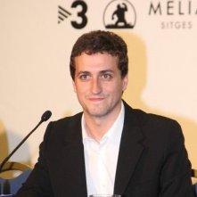 Il regista Guillem Morales alla première di Los ojos de Julia a Sitges 2010