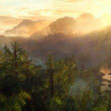 L'incontaminato regno di Ga'Hoole da Legend of the Guardians