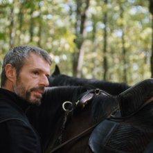 Lambert Wilson in una scnea del film La princesse de Montpensier