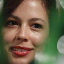 Martina Garcia alla presentazione del film La mosquitera al Karlovy Vary International Film Festival