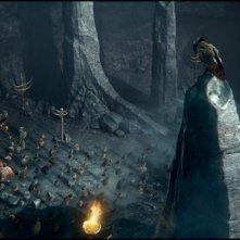 Un'immagine dell'oscuro regno dei Puri dal film Il regno di Ga'Hoole da Legend of the Guardians