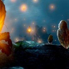 Una incantevole immagine da Il regno di Ga'Hoole: la leggenda dei guardiani