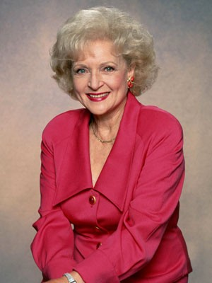 Una foto di Betty White