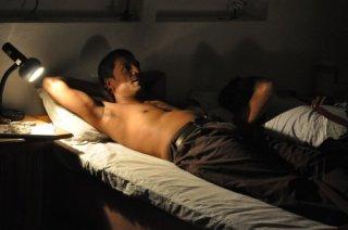 Una scena del film Gangor
