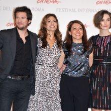 Festival di Roma 2010: Guillaume Canet, Eva Mendes, Massy Tadjedin e Keira Knightley presentano il film Last Night