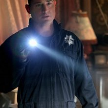 George Eads in CSI: Scena del crimine, nell'episodio House of Hoarders