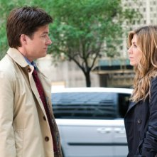Jason Bateman e Jennifer Aniston nei panni di due amici nella commedia Due cuori e una provetta