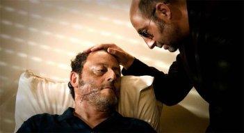 Jean Reno e Kad Merad in una scena del film L'immortale