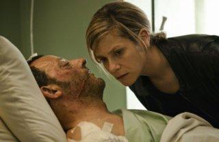 Jean Reno e Marina Fois in una scena del film L'immortale