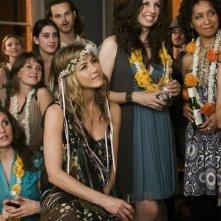 Jennifer Aniston in un'immagine della commedia Due cuori e una provetta