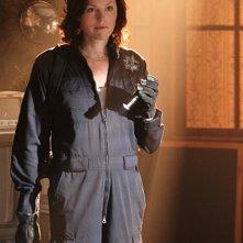 Jorja Fox in CSI: Scena del crimine, nell'episodio House of Hoarders
