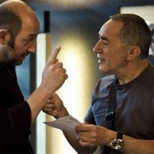 Kad Merad e Luc Palun in una scena del film L'immortale
